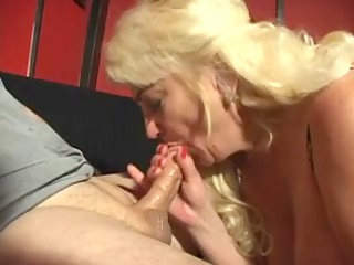 huge racked golden-haired aged underware doxy