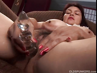 gorgeous grownup girl demonstrates off her sweet