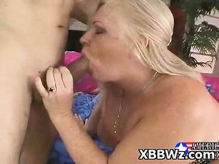 lovely insane bbw pervert whore screwed