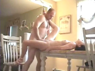 homemade video of a babe taking gang-banged on a
