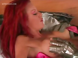 ginger shannon kelly takes her vagina eaten and