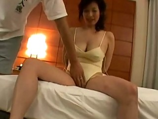 lady inside brief obtaining her tits and kitty