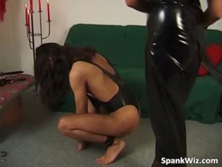 bdsm enjoy with porn older  bitch who part2