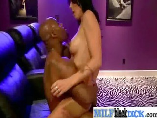 awesome milf fucked unmerciful by black penis