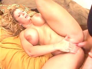 goldenhaired mother id enjoy to drill inside belt