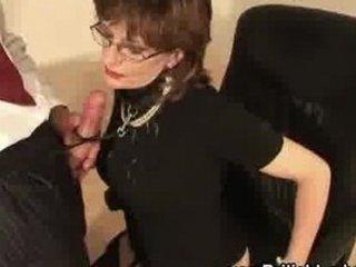cougar italian femdom fellatio cum
