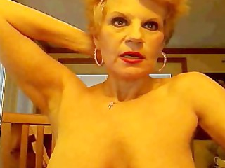 elderly on cam