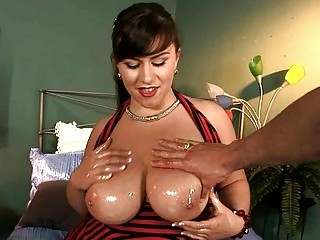 desperate jumbo boobed woman lady had her bitch
