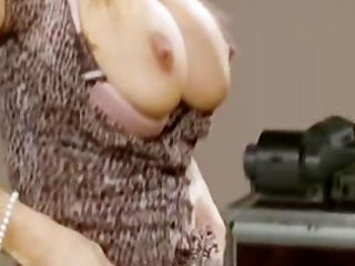 milf's passion to nylons