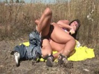 slutty milf acquires banged uneasy  public free