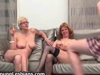 two desperate mature wifes having part1