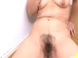 aged japanese mother craves sons friend dick