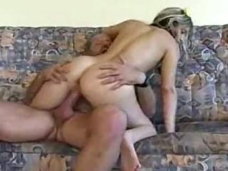 grandpa gives cum