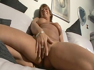 large breast old solo