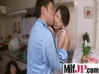 asians japanese milfs obtain unmerciful banged