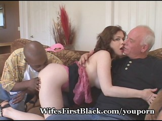 wifes vagina squirting black cum out