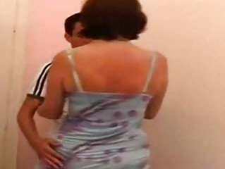 russian lady and son  family seductions 10