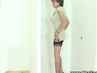 cuckold watches woman lick gloryhole libido into