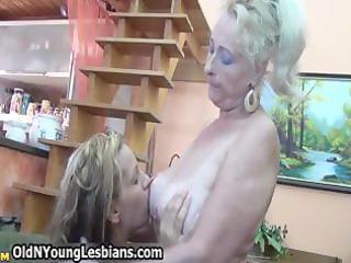 pale mature elderly adores having part3