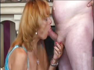 cougar cleaning angel needs a libido