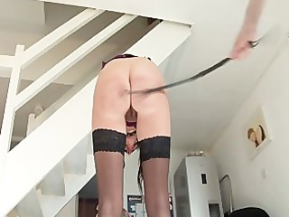 johnny rockard into tough bdsm action with welsh