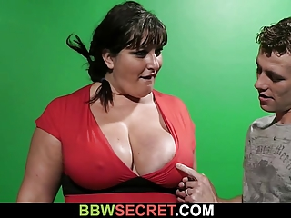woman caught plump cheater