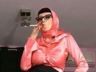 filthy talking smoking lady