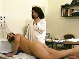 naughty woman doctor treatment