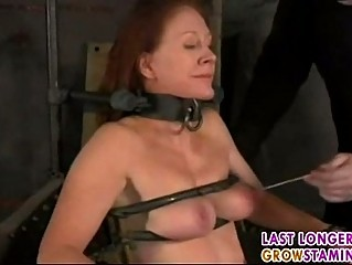 cougar redhaired forced part3