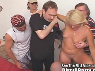 jackie 3 gap creampie bukkake pierce with dirty d