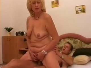 older  chick and amateur male 4