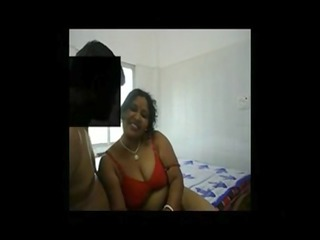 indian milf banged by her sons