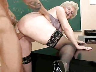 grownup girl bangs inexperienced dick