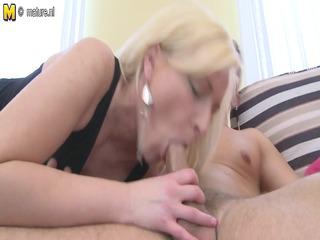 nasty goldenhaired mother id like to bang sucks