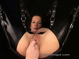 bizarre grown-up young wife extreme ass fisting