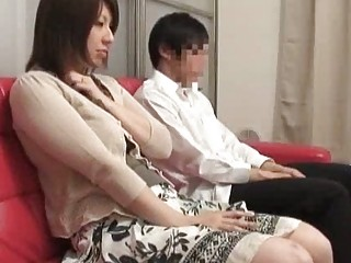 mother and son watching sex together experiment  5