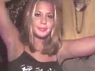 extremely impressive drunken lady obtains drilled