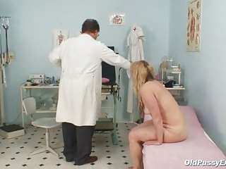 grownup stazka gyno obsess pure exam at desperate