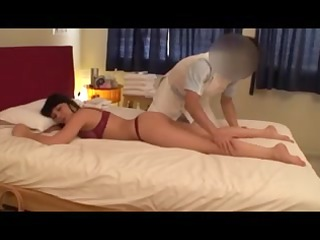 nonprofessional albino lady massage (pts162) act