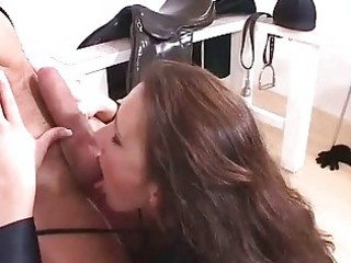 hardcore british woman gets spill